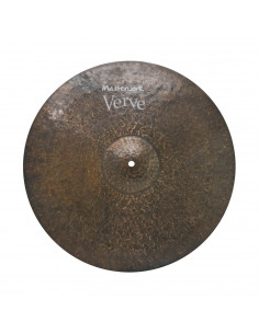 "Masterwork,Verve Series Cymbal 22"" Ride"""