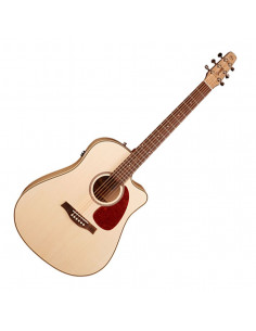 Seagull,Performer CW Flame Maple QIT with Bag