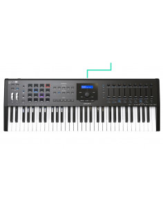 Arturia - Keylab 61 MKII Black