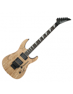 Jackson - X Series Soloist Dark Walnut Natural