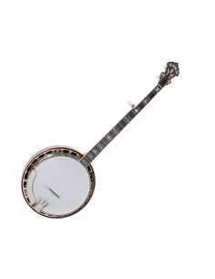 Recording King - RKELITE75 - Elite Banjo