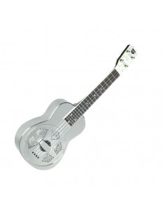Recording King - RU998 - Resonator Ukulele
