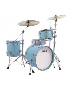 Ludwig - L24023TX3R - Neusonic Shell kit Skyline Blue