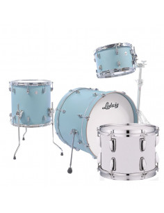 Ludwig - L24023TX3T - Neusonic Shell kit Aspen White
