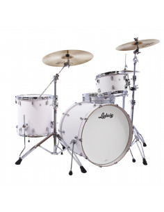Ludwig - L26223TX3T - Neusonic Shell kit Aspen White