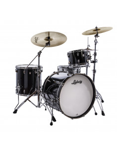 Ludwig - L26223TXCG - Neusonic Shell kit Black Cortex