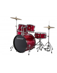 Ludwig - LC17514 - Accent Drive complete set Red Foil
