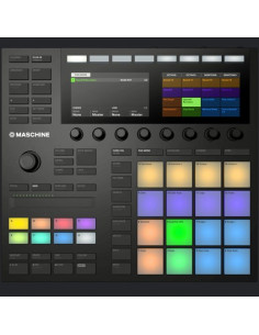Native Instruments - Maschine MK3 Black