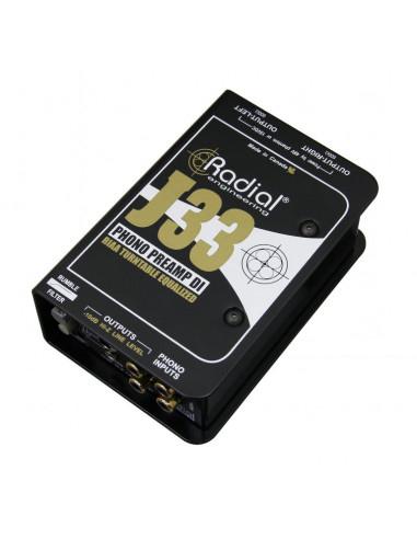 Radial - J 33