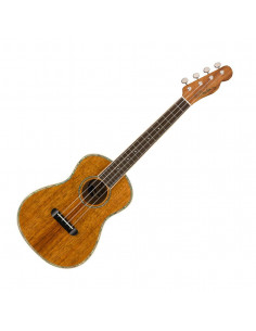 FENDER - Montecito Tenor Ukulele, Walnut Fingerboard, Natural