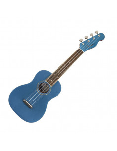FENDER - Zuma Classic Concert Uke, Walnut Fingerboard, Lake Placid Blue