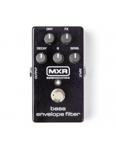 MXR,M82 Bass Envelope Filter