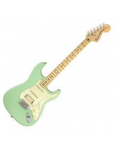 Fender - American Performer Strat HSS MN Satin Surf Green