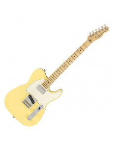 Fender - American Performer Tele with Humbucking MN Vintage White