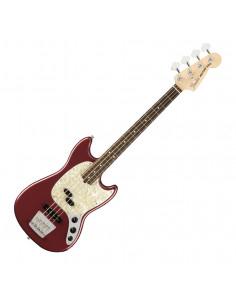 Fender,American Performer Mustang Bass RW Aubergine