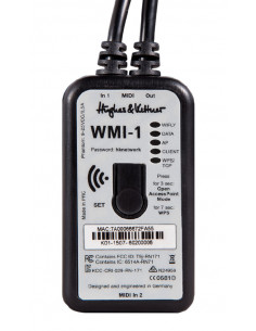 Hughes & Kettner - WMI-1,WMI-1 Wireless Midi interface
