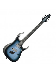 Ibanez,RGD61ALMS-CLL,Cerulean Blue Burst Low Gloss
