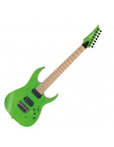 Ibanez,RGR5227MFX-TFG,Transparent Fluorescent Green