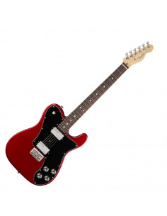 Fender,American Pro Telecaster Deluxe ShawBucker,Rosewood Fingerboard,Candy Apple Red