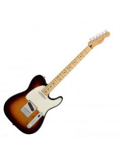 Fender,Player Telecaster,Maple Fingerboard,3-Color Sunburst