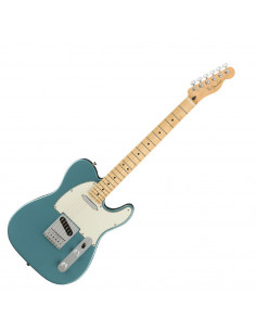 Fender,Player Telecaster,Maple Fingerboard,Tidepool