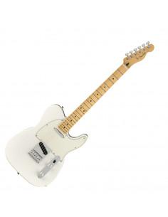 Fender,Player Telecaster,Maple Fingerboard,Polar White