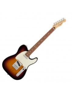 Fender,Player Telecaster,Pau Ferro Fingerboard,3-Color Sunburst