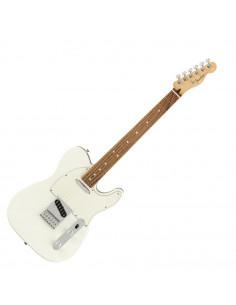 Fender,Player Telecaster,Pau Ferro Fingerboard,Polar White