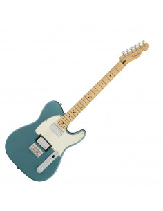 Fender,Player Telecaster HH,Maple Fingerboard,Tidepool