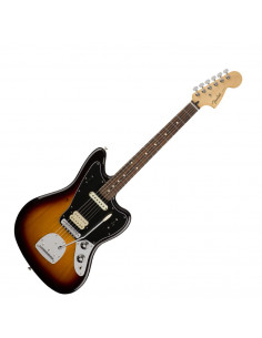 Fender,Player Jaguar,Pau Ferro Fingerboard,3 Color Sunburst