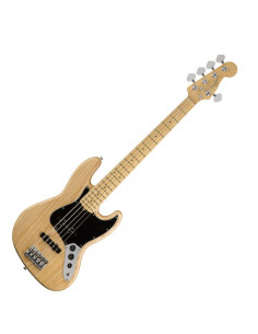 Fender - American Pro Jazz Bass® V, Ash, Maple Fingerboard, Natural