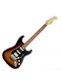 Fender - Player Stratocaster® with Floyd Rose®, Pau Ferro Fingerboard, 3-Color Sunburst