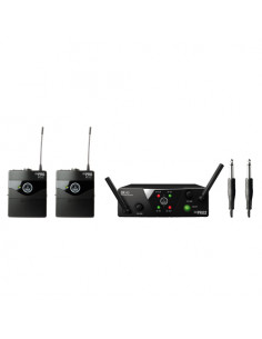 Akg - Wms40 Mini2 Instrumental Set Dual
