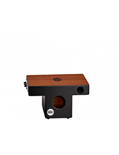 "Meinl,PTOPCAJ4MH-M,Pickup Slaptop Series Cajon (Patented), Mahogany,15 1/2"" x 8 1/2"" x 7 1/2"""