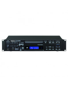 Tascam,CD-200SB CD-Player with SD and USB input