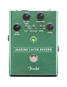 Fender,Marine Layer Player Pedal Reverb