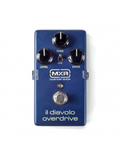 Mxr - Csp036 Il Diavolo Overdrive