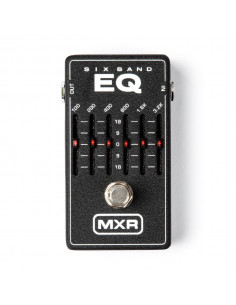 MXR,M109s 6 Band Equalizer