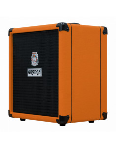 Orange - Crush Bass 25 Watts