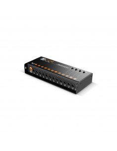 Palmer - Pwt 12 Mkii - Universal 12-Outlet Pedalboard Power Supply