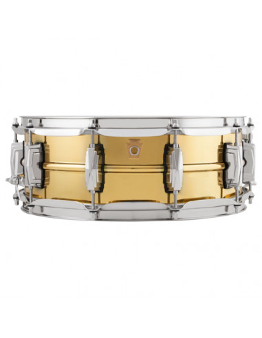 "Ludwig - LB401 - 5""x14"" ""Super Brass"" Snare Drum"
