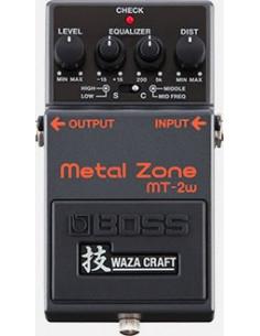 Boss, MT-2w Metal Zone