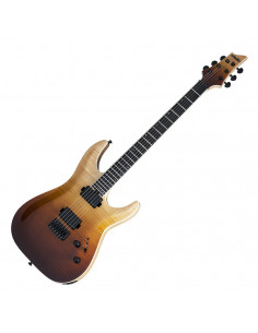 Schecter, C-1 SLS Elite Antique Fade Burst (ANQFB)