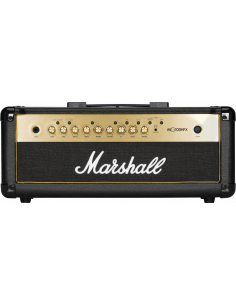 Marshall - MG100HGFX Tête MG 100W Gold