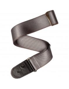 D'Addario,Premium Woven Strap Silver