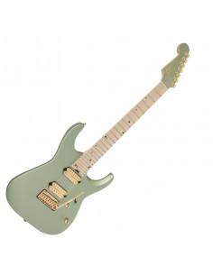 Charvel - Angel Vivaldi Signature DK24-7 NOVA, Maple Fingerboard, Satin Sage Green