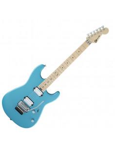 Charvel - Pro-Mod San Dimas Style 1 HH FR M, Maple Fingerboard, Matte Blue Frost