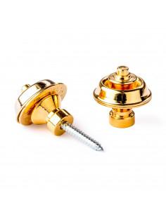 DUNLOP - Straplok Gold Dual Design