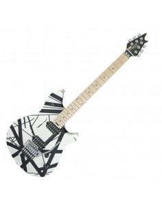EVH - EVH Wolfgang Special, Maple FB, Black and White Stripes