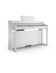 Roland, HP702-WH, Satin White